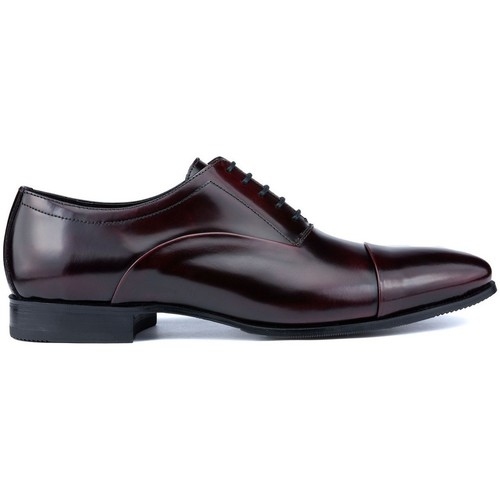 Shoes Men Brogues Sergio Serrano SHOES  FAB ANTICK 5802 BORDEAUX