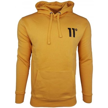 Clothing Men sweaters 11 Degrees Core Pull Over Hoodie orange
