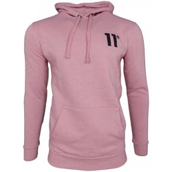 Clothing Men sweaters 11 Degrees Core Pull Over Hoodie pink