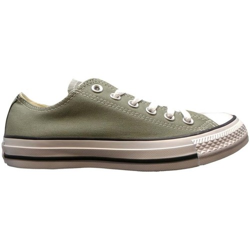 Shoes Low top trainers Converse CTAS OX Seasonal green