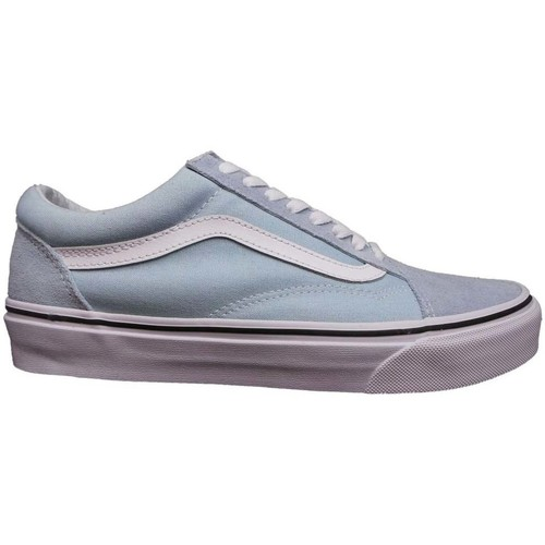 Shoes Women Low top trainers Vans UA Old Skool blue
