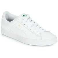 Shoes Low top trainers Puma BASKET CLASSIC LFS.WHT White