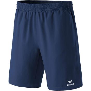 Clothing Men Shorts / Bermudas Erima Short  Club 1900 bleu foncé