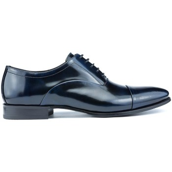 Shoes Men Derby Shoes Sergio Serrano SHOES  FAB ANTICK 5802 AZUL