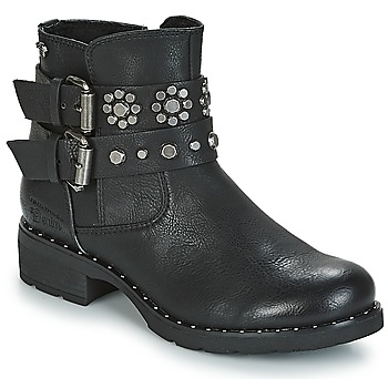 Shoes Women Mid boots Tom Tailor GRENAS  black