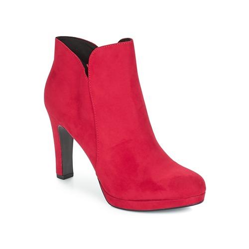 Shoes Women Ankle boots Tamaris LYCORIS Bordeaux