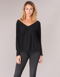 Clothing Women jumpers Kaporal TAFF Black