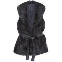 Clothing Women Jackets / Blazers Kaporal CLINT Black