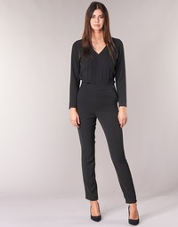 Clothing Women Jumpsuits / Dungarees Kaporal GWADA Black