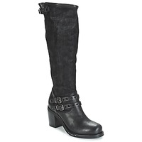 Shoes Women High boots Mimmu MICHAL Black