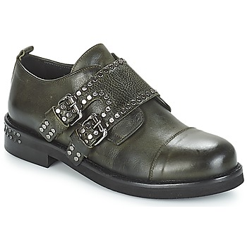 Shoes Women Derby Shoes Mimmu MILIG Kaki
