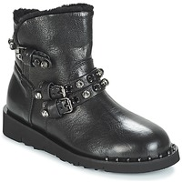 Shoes Women Mid boots Mimmu MALONN Black