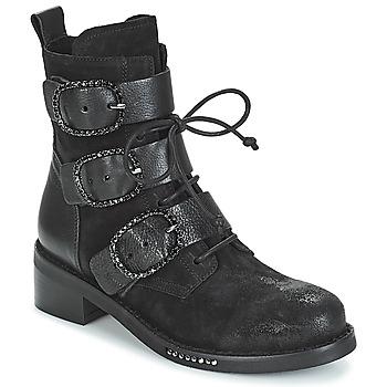 Shoes Women Mid boots Mimmu MOEZ Black