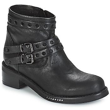 Shoes Women Mid boots Mimmu MAIRON Black