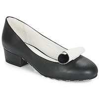Shoes Women Flat shoes Lola Ramona ALICE Black / White