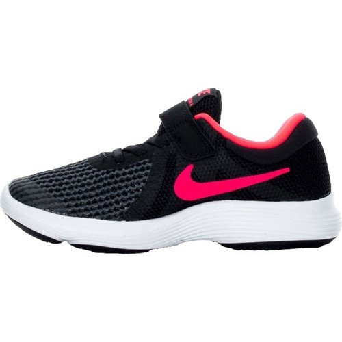 Shoes Children Low top trainers Nike Revolution 4 Psv Black-Pink-White