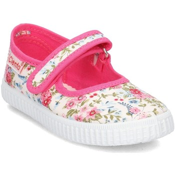 Shoes Children Shoes Cienta 5600112 White-Red