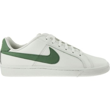 Shoes Children Low top trainers Nike Court Royale GS Green-White