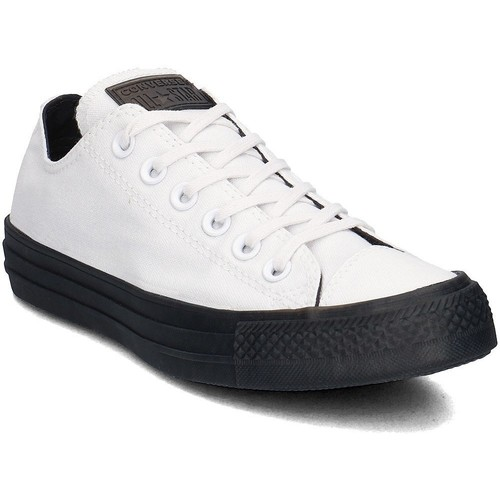 Shoes Women Low top trainers Converse Chuck Taylor All Star OX White