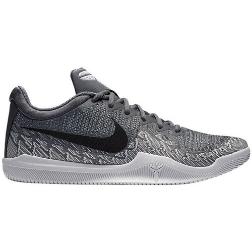Shoes Men Low top trainers Nike Mamba Rage Grey-White