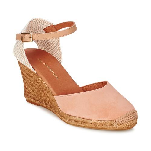 Shoes Women Sandals KG by Kurt Geiger MONTY Peach
