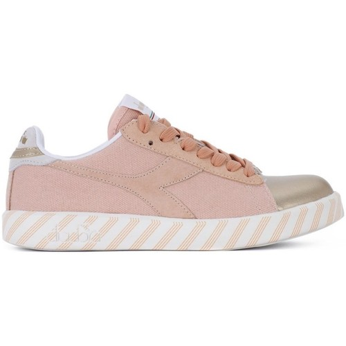 Shoes Men Low top trainers Diadora Game Wide Summer Pink