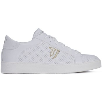 Shoes Women Low top trainers Trussardi 79A00221W001 White