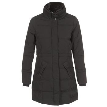 Clothing Women Coats Naf Naf BULODI Black