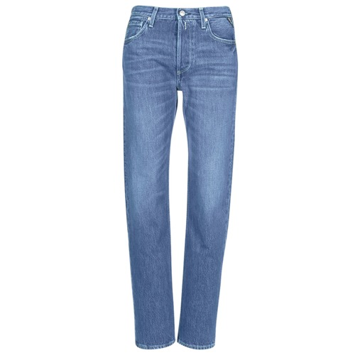 Clothing Women Boyfriend jeans Replay ALEXIS Blue / 009
