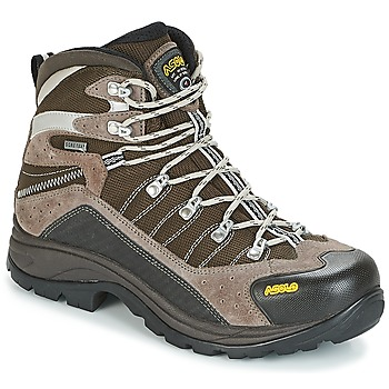 Shoes Men Walking shoes Asolo DRIFTER EVO GV Brown / Grey