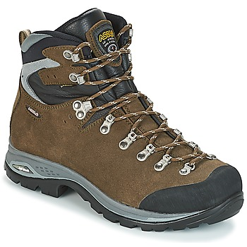 Shoes Men Walking shoes Asolo GREENWOOD GV Brown / Black
