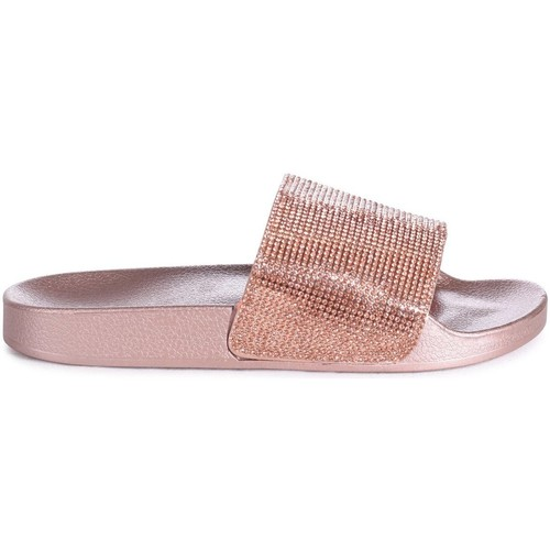 Shoes Women Tap-dancing Linzi PHOEBE Rose Gold