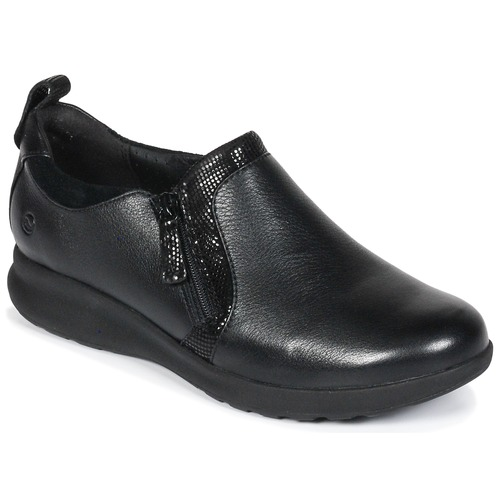 Barón Cerco sala  Clarks Un Adorn Zip black / Combi - Free delivery | Spartoo UK ! - Shoes  Derby Shoes Women £ 72.99
