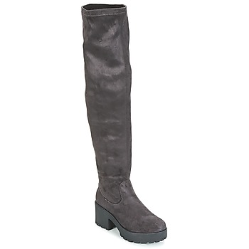 Shoes Women Thigh boots Coolway IMID Grey