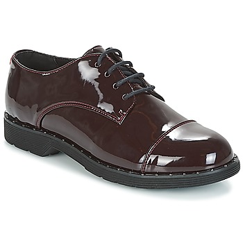 Shoes Women Derby Shoes Coolway PARIS Bordeaux / Varnish