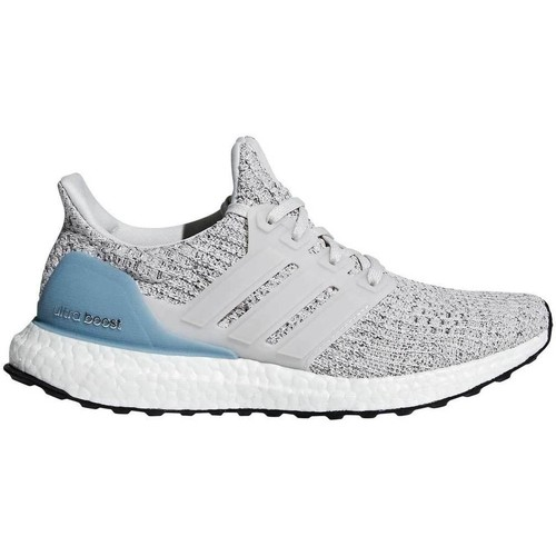 Shoes Women Low top trainers adidas Performance ADIDAS Ultraboost 4.0 | Grey One/Trace Purple | Women's Grey