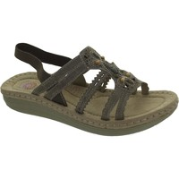Shoes Women Sandals Earth Spirit Portland Molasses