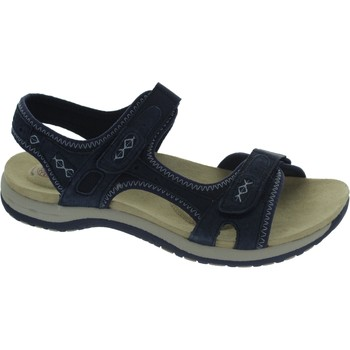 Shoes Women Sandals Earth Spirit Frisco Navy Blue