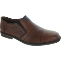 Shoes Men Loafers Rieker B1765-24 Brown