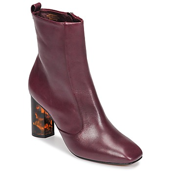 Shoes Women Ankle boots KG by Kurt Geiger STRIDE Bordeaux
