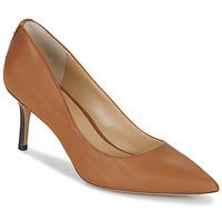 Shoes Women Heels Lauren Ralph Lauren LANETTE Camel