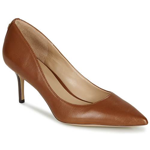 Shoes Women Heels Lauren Ralph Lauren LANETTE Camel