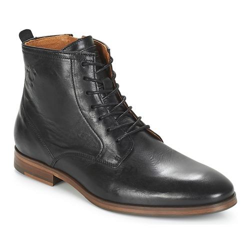 Shoes Men Mid boots Kost NICHE 1 Black