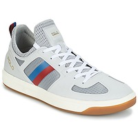 Shoes Men Low top trainers Polo Ralph Lauren COURT 201 Grey