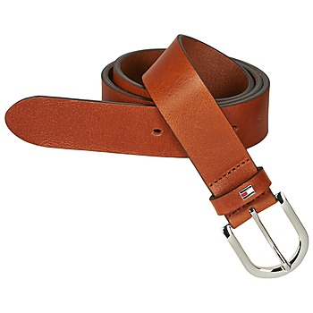 Clothes accessories Women Belts Tommy Hilfiger NEW DANNY BELT Brown