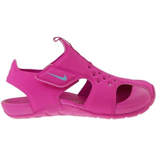 Shoes Children Sandals Nike Sunray Protect 2 PS Pink