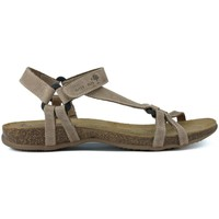 Shoes Women Sandals Interbios INTERMEDIATE SANDALS TRIBERMUT 5412 BEIGE