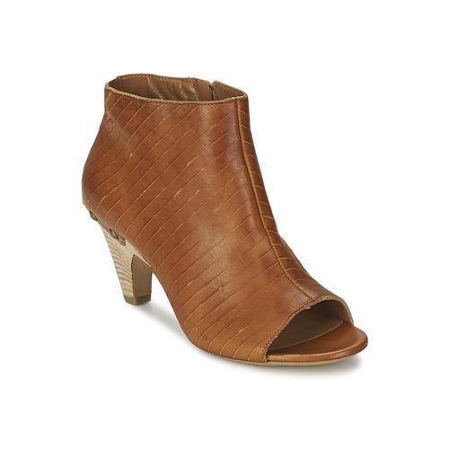 Shoes Women Shoe boots Vic GONCO Brown