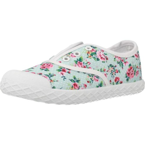 Shoes Girl Low top trainers Chicco CARDIFF Floral