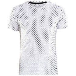 Clothing Men short-sleeved t-shirts Craft Essential RN SS White